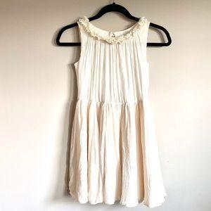 Jcrewcuts girls Silk Dress.